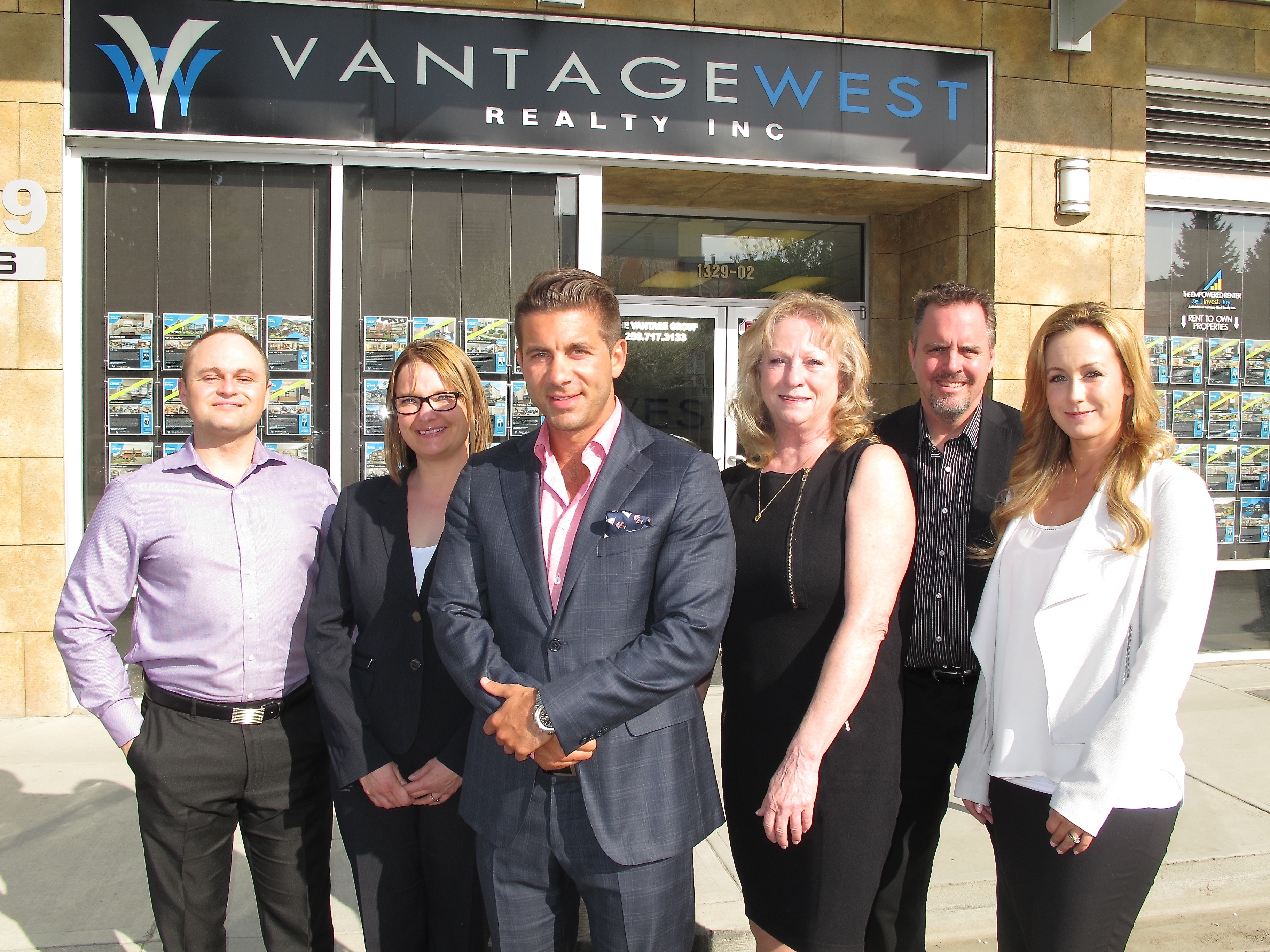 Financial Return Focus for New Kelowna Property Management Office