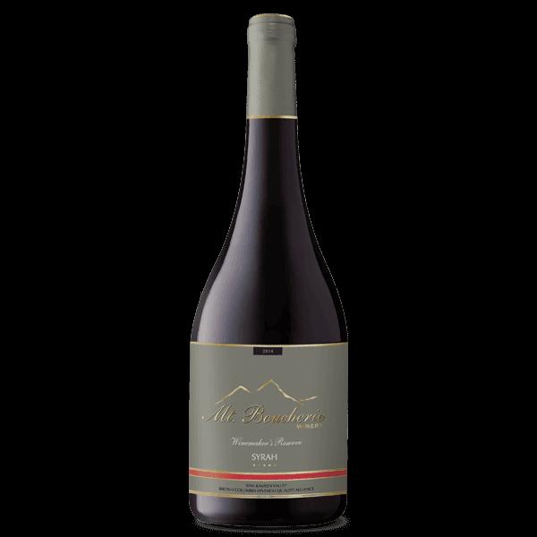 2014 Syrah Winemaker's Reserve