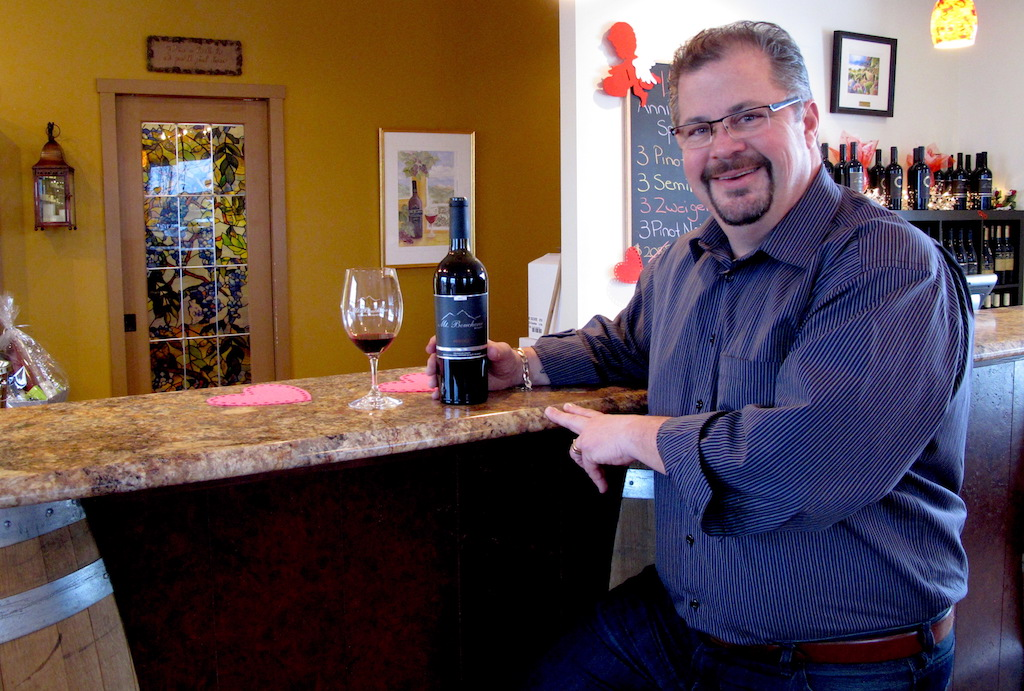 Mt. Boucherie Winery celebrates romance with inspired threesome of wine, chocolate and roses