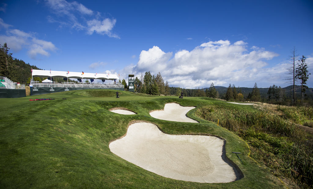 Mt. Boucherie Winery announced as Official Wine Sponsor of the 2017 Pacific Links Bear Mountain Championship